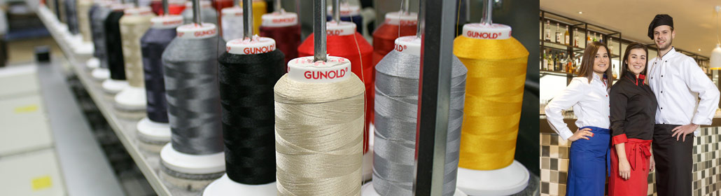 DeVaGro Bedrijfskleding borduring